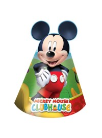 Playful Mickey Hats (6)