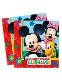 Playful Mickey Napkins (20)