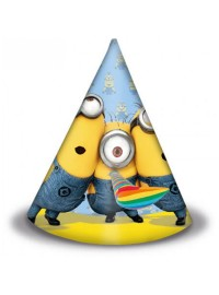 Minions Lovely Hats (6)
