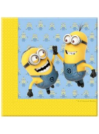 Minions Lovely Napkins (20)