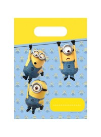 Minions Lovely Party Bags (6)