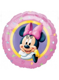"Minnie Portrait 17"" Foil Balloon"
