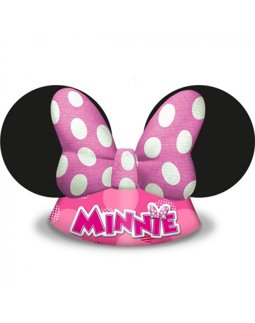 Minnie Happy Helpers Hats (6)