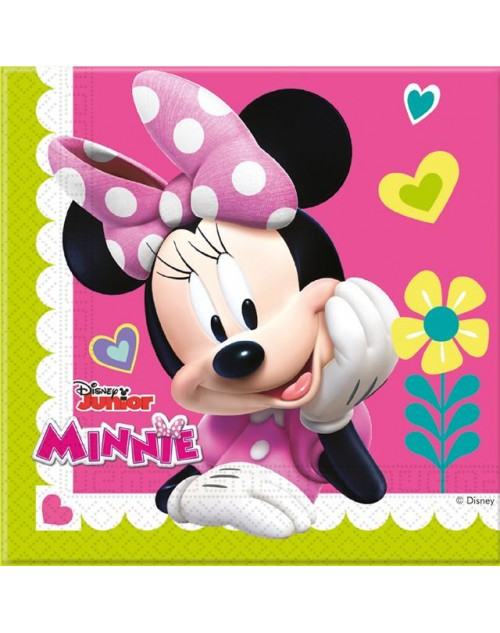 Minnie Happy Helpers Napkins (20)