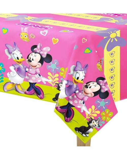 Minnie Happy Helpers Tablecover