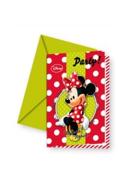 Minnie Fashion Invitations (6)