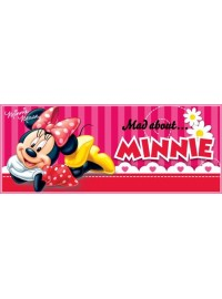 Minnie Mouse Oros Bottle Sticker