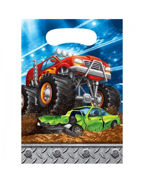 Monster Truck Party Bags (8)