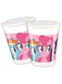 My Little Pony Cups (8)