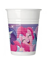 My Little Pony & Friends Cups (8)