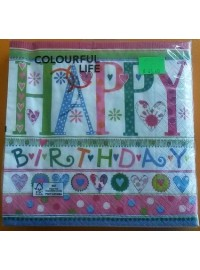 What a Day Napkins (20)