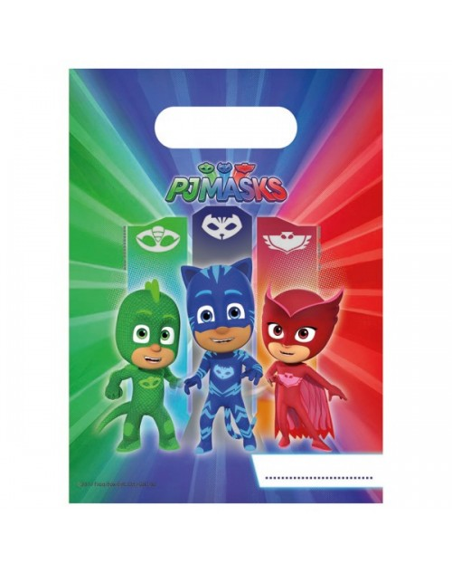 PJ Masks Party Bags (6)