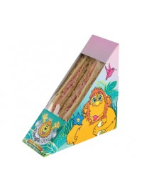 Jungle Lion Sandwich Box