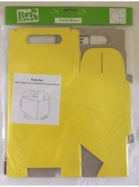 Yellow Party Boxes (5)