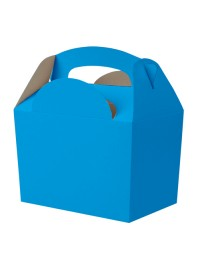 Bright Blue Meal Box