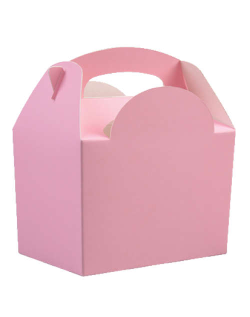 Light Pink Meal Box