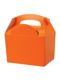 Orange Meal Box