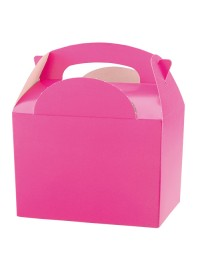 Pink Meal Box