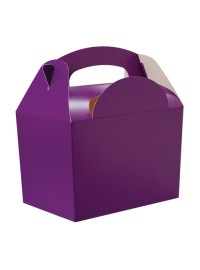 Purple Meal Box