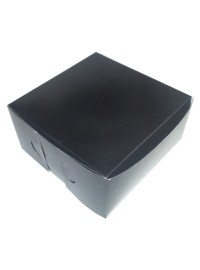Black Square Party Box
