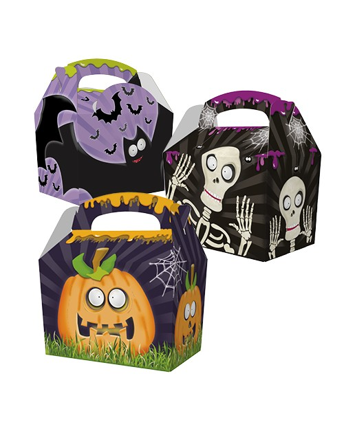 Halloween Spooky Time Meal Boxes (3)