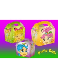 Pretty Girls Meal Boxes (3)