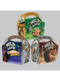 Wild Life Meal Boxes (3)