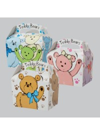 Teddy Bear Meal Boxes (3)