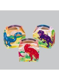 World of Dinosaurs Meal Boxes (3)