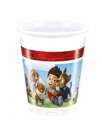Paw Patrol Let's Roll Cups (8)