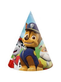 Paw Patrol Ready for Action Hats (6)
