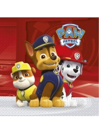 Paw Patrol Ready for Action Napkins (20)