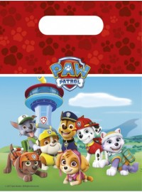 Paw Patrol Let's Roll Party Bags (6)