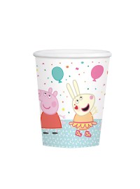 Peppa Pig Confetti Party Cups (8)