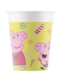 Peppa Pig Messy Play Cups (8)