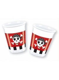 Pirate Comeback Cups (8)