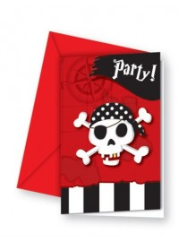 Pirate Comeback Invitations (6)