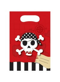 Pirate Treasure Map Party Bags (6)
