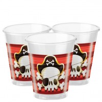 Powerful Pirates Cups (8)