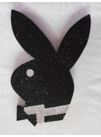 Playboy Bunny Poly - Black