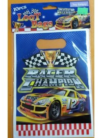 Racer Party Bags (10)