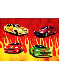 Racing Heat Tablecover