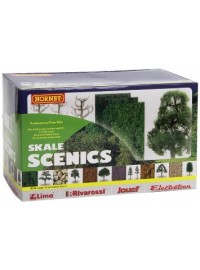 Hornby Pro Trees - Sycamore x 10
