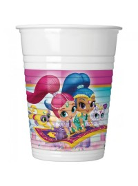 Shimmer and Shine Cups (8)