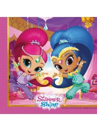 Shimmer and Shine Napkins (20)