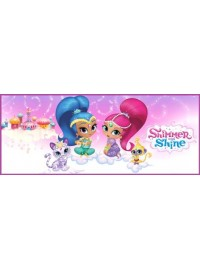 Shimmer and Shine Oros Bottle Sticker