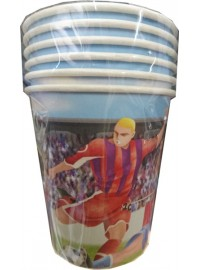 Soccer Player Cups