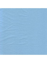 Light Blue Napkins (20)