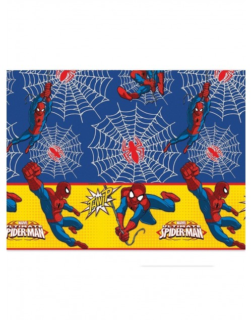 Ultimate Spiderman Tablecover