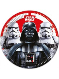 Star Wars Final Battle Plates (8)